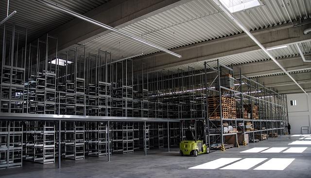 étalage métallique, rangement professionnel, stockage entreprise, Espace Equipement
